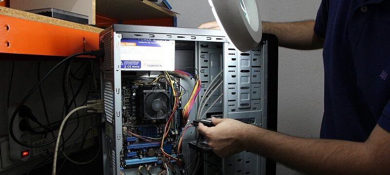 Popravilo računalnika
